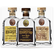 Полугар - алкогольные напитки с натуральным вкусом
