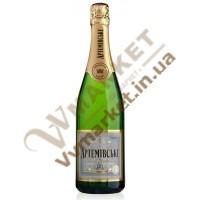 Вино ігристе Артемівське сухе колекційне біле, 0.75л