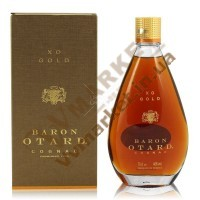 Коньяк Барон Отард XO Gold, 40%, 0.7л, в кор, Франция