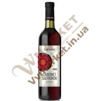 """Вино Cartaval """"Каберне Совіньйон"""", черв., сухе, 0,75л. Чилі"""