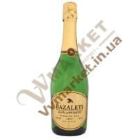 Шампанское Bazaleti брют, 0.75л