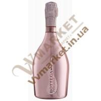 Вино ігристе Bottega Pink Gold Prosecco рожеве брют 0.75л