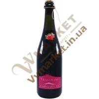 Вино ігристе Bottega Fragolino полуниця червоне 0.75л