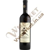Вино Александроули Бугеули (Bugeuli), красное сухое, 0.75л