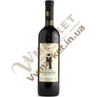 Вино Баракони Бугеули (Bugeuli), красное полусухое, 0.75л