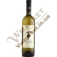 Вино Цинандали Бугеули (Bugeuli), белое сухое, 0.75л