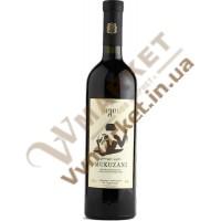 Вино Мукузани Бугеули (Bugeuli), красное сухое, 0.75л