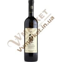 Вино Телиани Бугеули (Bugeuli), красное сухое, 0.75л
