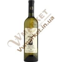 Вино Тетра Бугеули (Bugeuli), белое полусладкое, 0.75л