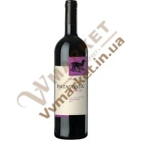 Вино Патагонія черв, н/сол., 0,75л. Чілі