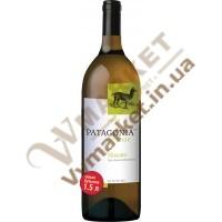 Вино Патагонія біле, н/сол.MOSCATO, 1.5л. Чілі