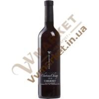 Вино Каберне (Cabernet) кошерне червоне сухе 0.75л Чизай