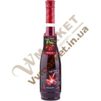 Вино Вишня Wine Berry Butterfly червоне сухе 0.75л Чизай