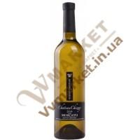 Вино Москато (MOSCATO) кошерне біле напівсолодке 0.75л Чизай