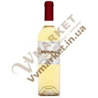 Вино Ріслінг (Risling) біле сухе 0.75л Gorobchiki Cotnar