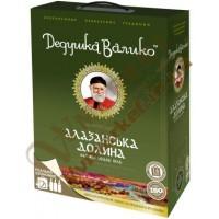Вино Дедушка Валіко Алаз. дол., біле, н/сол, 2л