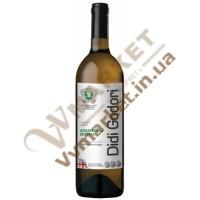 Вино Алазанская долина DiDi Godori, белое полусладкое, 0.75л