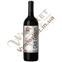 Вино Царица Тамара DiDi Godori, красное  полусладкое, 0.75л