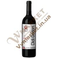 Вино Саперави DiDi Godori, красное  сухое, 0.75л