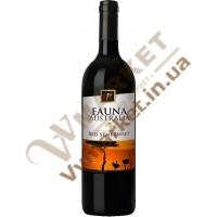 Вино Fauna of Australia Красное полусладкое, 0.75л
