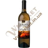 Вино Fauna of Australia Шардоне белое сухое, 0.75л