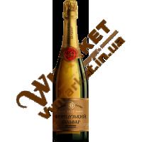 Шампанське Iгр Французький Бульв, мускатне, бiле, н/сол, 0,75л
