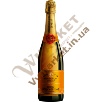 """Шампанське Iгр Франц. Бульв """"Золоте мускатне"""", бiле, сол, 0,75л"""