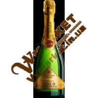 Шампанське Французький Бульв Iгр SE GOLD, бiле, сол. 0,75л