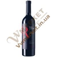 """Вино Гулієвих """"Мерло Селект"""" стол. черв, сухе 0,75л."""