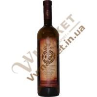 Вино Алазанська долина Gelati, біле напівсолодке, 0.75л