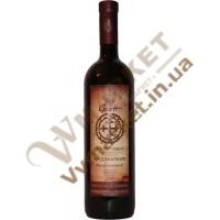 Вино Кіндзмараулі Gelati, червоне напівсолодке, 0.75л