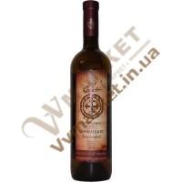 Вино Цинандалі Gelati, біле сухе, 0.75л