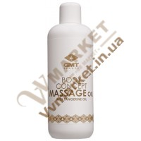 Мандариновое массажное масло (MASSAGE OIL TANDERINE), 500мл, GMT Beauty