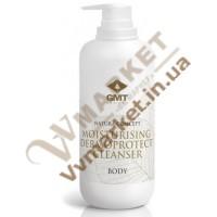 Очищающий, увлажняющий и защитный кожу гель для тела (MOISTURISING DERMOPROTECT CLEANSER BODY), 500 мл, GMT Beauty