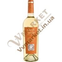 Вино Гран Кастілло Шардоне Фемілі Селекшн біле., н/сух., 0,75л. Іспанія