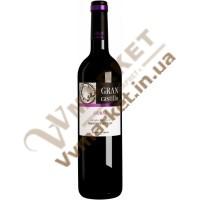 Вино Гран Кастілло Шираз черв., н/сол., 0,75л. Іспанія