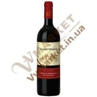 Вино Grand Manoir Червоне напівсолодке, 0.75л