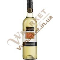 Вино Hardys Рислінг Гевюрцтраминер біле, н/сухе., 0,75л. Австралія
