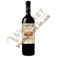Вино Ijevan Арені червоне сухе 0.75л