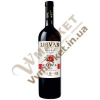 Вино Кизил Ijevan плодовое красное полусладкое 0.75л