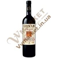 Вино Кагор Ijevan красное ликёрное 0.75л