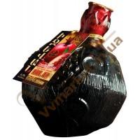 Вино Гранат Ijevan плодовое красное полусладкое (сувенирная бутылка) 0.75л