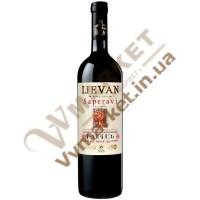Вино Саперави Ijevan красное полусладкое 0.75л