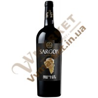 Вино Саргон Ijevan красное сухое 0.75л