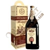 Вино Тнакан Ijevan красное сухое (коробка) 3.0л