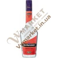Лiкер Де Кайпер Трiпл Сек (апельсин)  40 %,  0,7л Нiд-ди