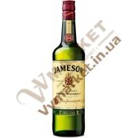 Віскі Jameson 40% 0,7л. Ірландія