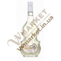 "Вино Страдіварі ""Мускат"" натур. стол. біле, н/сол. 0,75л. Молдова"