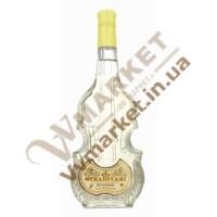 """Вино Страдіварі """"Шардоне"""" натур. стол. біле, н/сол. 0,75л. Молдова"""