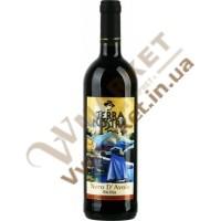 Вино Терра Ностра Неро Д Авола. Сіцилія, черв, сухе, 0,75л. Італія